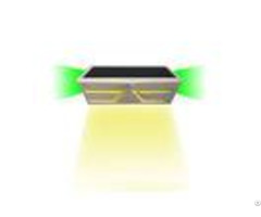 Movement Solar Motion Detector Lights 6000k With Smd3528 Green Color Leds