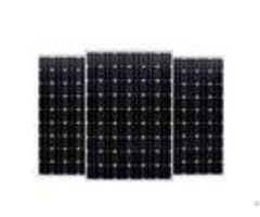 Low Iron Monocrystalline Pv Module 200w Flame Resistance With Tpt Backsheet Material