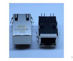 Ingke Ykju 8109nl 100% Cross 47f 1206ygd2nl Rj45 Magnetic Jack Connectors