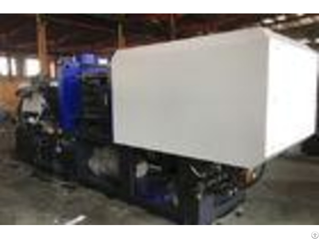 Durable Plastic Injection Molding Machine For Abs Products 130 Tons Energy Conservation