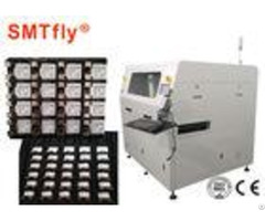 High Precision Inline Cnc Pcb Router Machine With 0 05mm Accuracy Ac380v 50hz