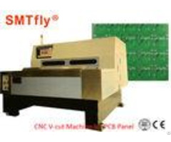 70m Min Speed Pcb Scoring Machine For Single And Double Sided Smtfly 3a1200