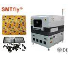 355nm Ccd Auto Laser Pcb Depaneling Machine With Micro Control Systems