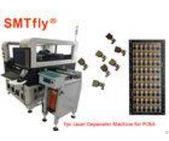 Standard 460 460mm In Line Laser Pcb Depaneling Machine Compact Size Smtfly 5l