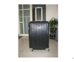 Carry On Travel Trolley Luggage Set Abs Sheet With 4 Rotating Wheels Single