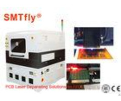 Uv Laser Pcb Depaneling Machine With Cutting And Marking Together Smtfly 5l