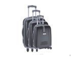 Lightweight Luggage Sets With Spinner Wheels Abs Sheet Hard Shell Suitcase Set