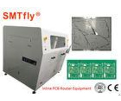 High Accuracy Flex Printed Circuit Board Router Machine User Friendly Design