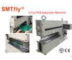 Pneumatically Driven V Cut Pcb Depaneling Machine Smt Router Long Life Span Smtfly 480