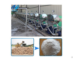Mandioca Starch Processing Production Machine