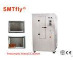 41l Pneumatic Ultrasonic Stencil Cleaner Machine With Filtration System Smtfly 750