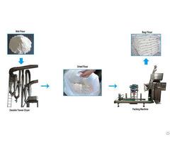 Cassava Manioc Starch Production Equipment
