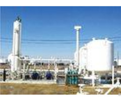 High Concentration Oil Vapor Recovery Unit By Condensation Adsorption Technology