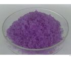 Purple Rare Earth Nitrates Neodymium Nitrate Hexahydrate Crystal For Colours Glass