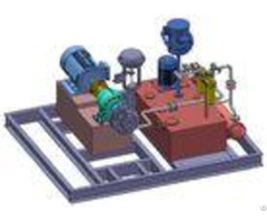 High Pressure Liquid Hydraulic Turbo Expander Generator Improved Overall Energy Efficiency