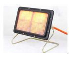 Small Ceramic Far Infrared Gas Heaters Portable For Indoor Outdoor Camping
