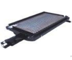 Enamel Plating Catalytic Ceramic Gas Grill Infrared Burner Replacement With Stainless Net