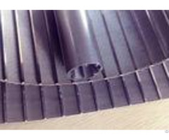 Strong Welding Wedge Wire Screen Panels Non Clogging High Flow Rates