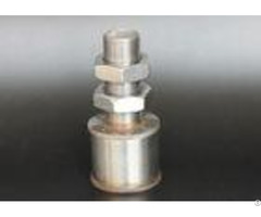 Npt Threaded Sand Filter Nozzle For Water Treatment 33 Mm Diameter