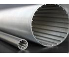 316l Stainless Steel Wedge Wire Screen 120mm Diameter For Water Treatment