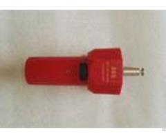 Red 5v Power Bank Supply Bbq Grill Outdoor Rotisserie Motor 10 Kgs Torque