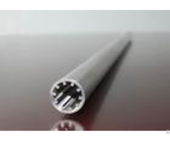 Foti Round Straight Stainless Steel Slot Tube Long With Smooth Surface