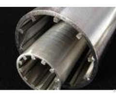 45mm Stainless Steel Well Screen High Precision Wedge Wire Filter