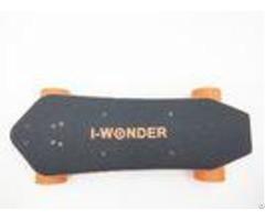 Portable Longboard Electric Skate 1200w 8 8ah 24v Remote Bluetooth Control