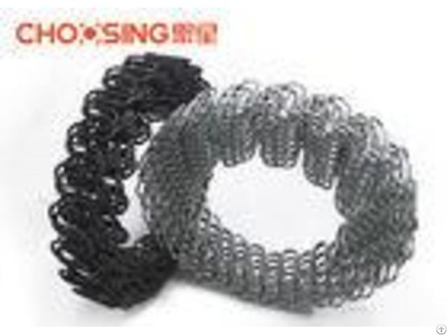 Upholstery 8 Gauge Zig Zag Springs Black Color Zinc Plating