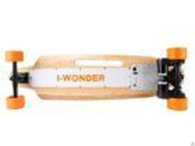 Dual Motor Longboard Electric Skateboard Fun Mode With Top Speed 16km H