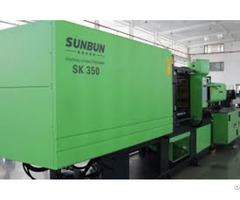 Sunbun Sk140 Injection Molding Machine