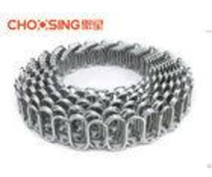 S Shape Upholstery Zig Zag Springs 30 Meters Length High Carbon Steel Wire Materials