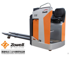 Cfp20 2 Ton Sit On Pallet Truck