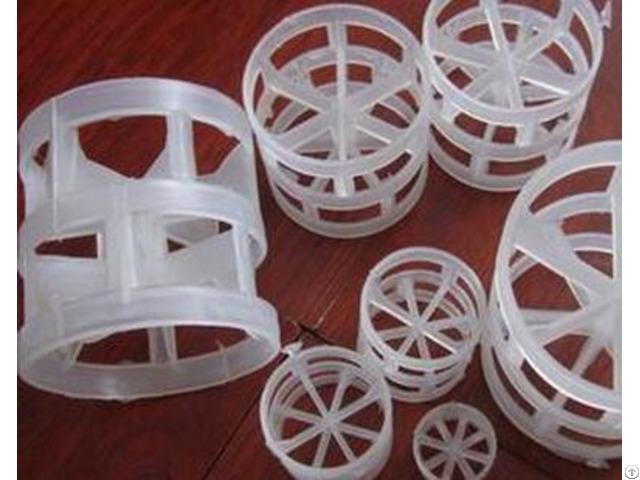 Virgin Polypropylene Manufacture Pall Ring