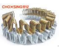 Furniture Seat Zig Zag Sofa Springs 4 0mm Wire Thickness Loop Height 46 48mm