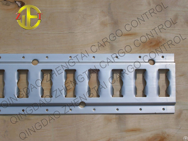 Aluminum Steel Load Restraint Track For Cargo Control