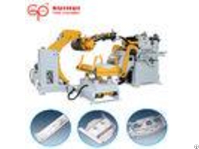 Automation Nc Servo Decoiler Straightener Feeder Uncoiler Hydrauilc