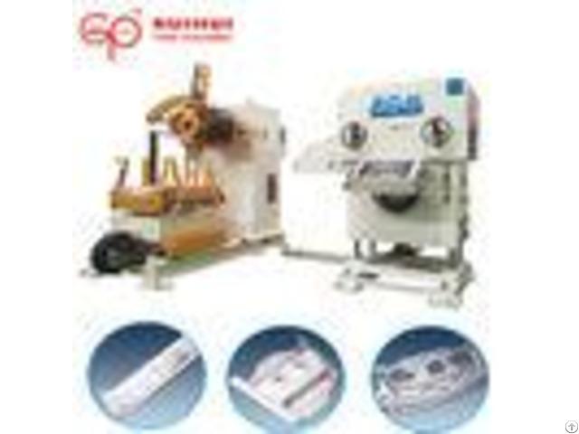 Hydraulic 3 In 1 Pressing Steel Coil Straightening Machines Decoiler