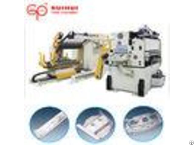 Electric Eye Loop Control Power Press Decoiler Straightener Feeder Width 1300mm