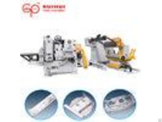 Ruihui Steel Strip Heavy Duty Decoiler And Straightener Feeder For Press Machine