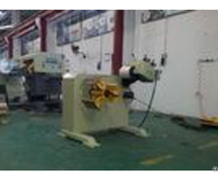 220v 380v 50hz Metal Decoiling And Straightening Machine For Press Line