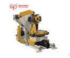 Manual Or Pneumatic Sheet Metal Decoiler Machine For Press Line