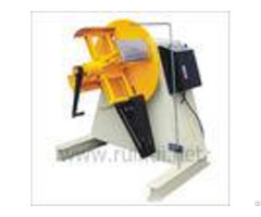 Steel Decoiler Uncoiler By Manual Or Pneumatic And Hydraulic Expansion Mode Me 300
