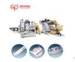 Ruihui Steel Strip Heavy Duty Decoiler And Straightener Feeder For Press Machine
