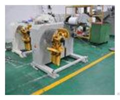 Nc Servo Feeder Straightening Steel Decoiling Machine Power Press For Leveling Metal Strip