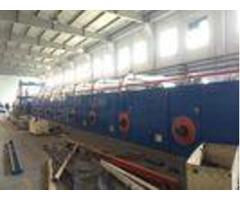 Speed Stepless Adjust Electrostatic Flocking Machine Steam Temperature 0 6 Mpa 145