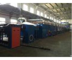 Siemens Electrostatic Flocking Machine Conductive Oil Heating Directly