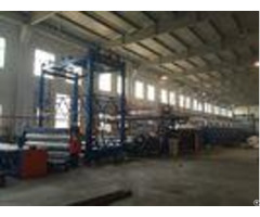 Normal Width 160 Cm Electrostatic Flocking Machine Total Power 86 Kw