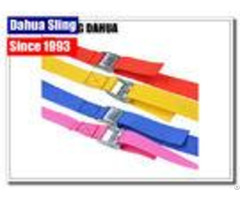 Polyester Webbing Cam Buckle Straps With Hooks Roof Rack Tie Downs