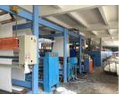 Industrial Purposes Nonwoven Production Line Gas Direct Heating 300cm Working Width